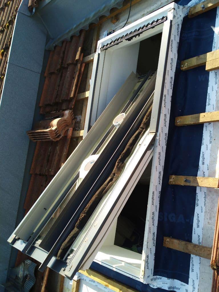 Dachfenstersanierung