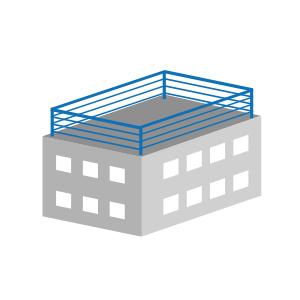 Sanierung, Abdichtung Dachterrassen