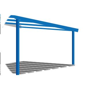 Holzbau, Terrassenüberdachungen, Außensaunen, Gartenhäuser, Holz-Terrassen